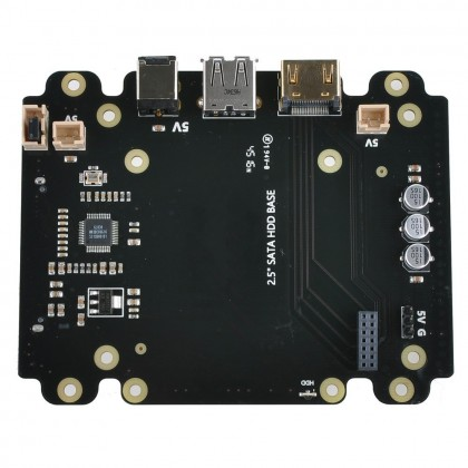 ST800 Expansion board for Raspberry Pi and HDD external hard drive 2.5 ""