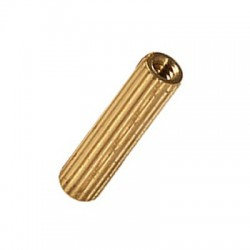 Brass Spacers M2x10mm Female / Female (x10)