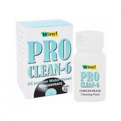 WINYL PRO-CLEAN-6 Concentré pour nettoyant pour vinyle