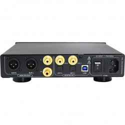ARMATURE Chronos R2R symetrical XLR DAC 24bit/384khz USB