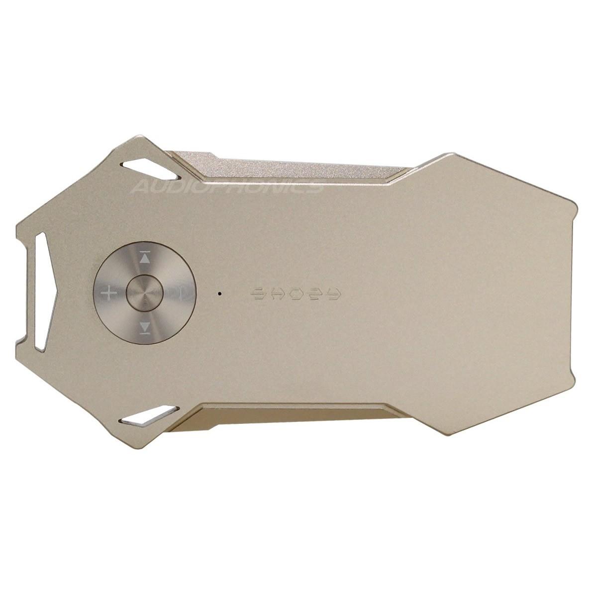 SHOZY Alien DAP Baladeur numerique Aluminium Haute fidélité Lossless Gold
