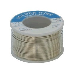 Soldering tin - Lead soldering 100gr