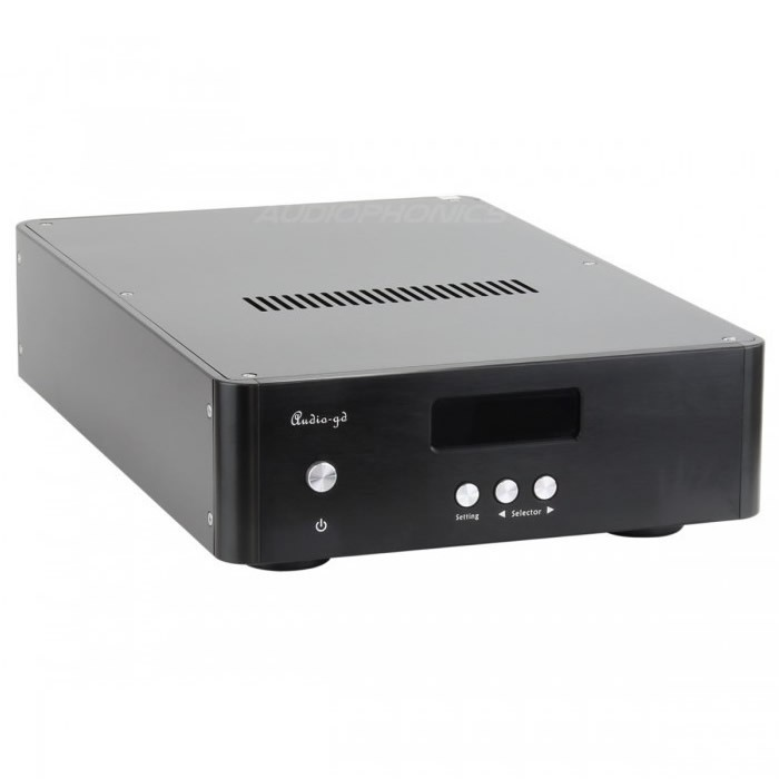 AUDIO-GD NFB-1.28 DAC DSD Sabre ES9028Pro 32bit / 384kHz Amanero HDMI TCXO