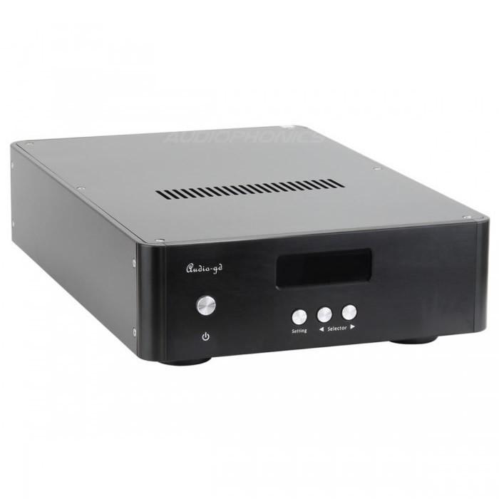 AUDIO-GD NFB-1.28 DAC ES9028pro DSD/DXD Sabre 32bit / 384K USB Amanero HDMI TCXO