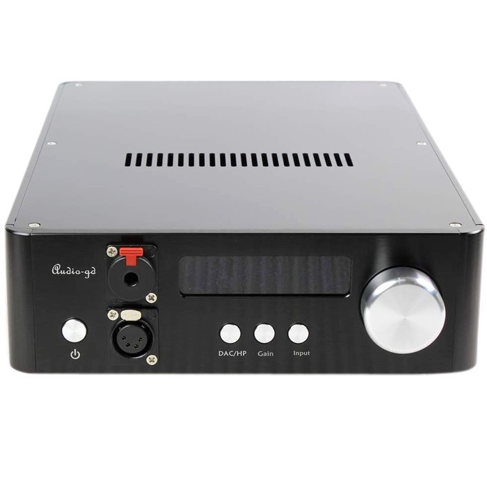AUDIO-GD NFB-28.38 DAC / Headphone Amp / Preamp 32bit / 384kHz ES9038Pro