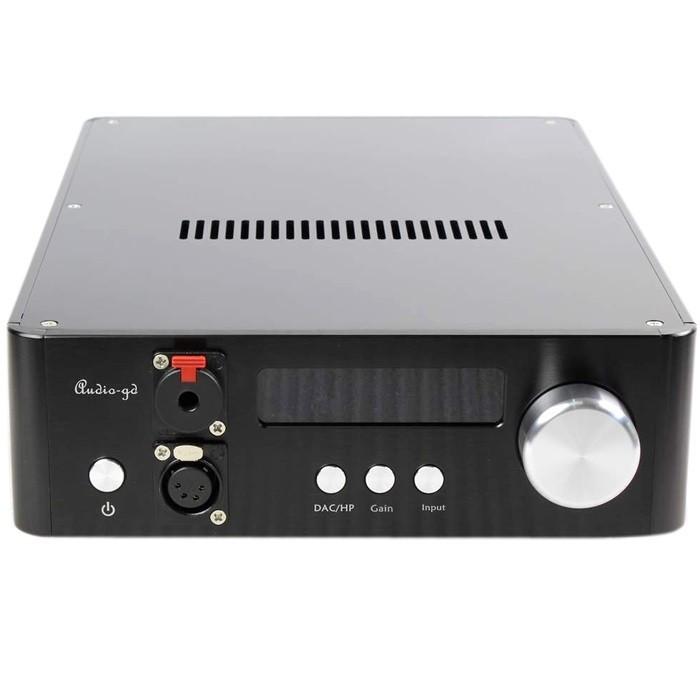 AUDIO-GD NFB-28.38 DAC ES9038Pro DSD / DXD 32bit / 384kHz Amanero HDMI TCXO