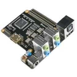 ST6000 DAC ES9023 HDMI I2S 24Bit / 192kHz 7.1CH pour Raspberry Pi