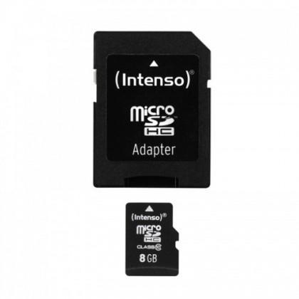 SANDISK Ultra Carte mémoire micro SD HC Haute performance 8GB