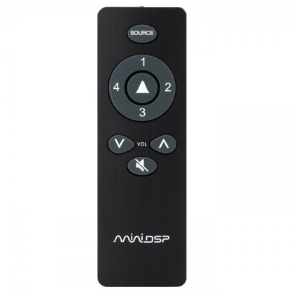 MiniDSP Infrared Remote 38Khz for nanoSharc, miniSharc, openDRC, DDRC88/22/24