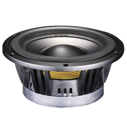 ATOHM LD230CR08M Bass-Subwoofer Speaker 8 Ohm Ø23cm (unité)