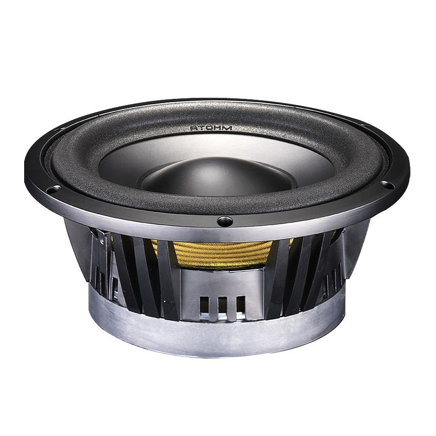 Atohm Ld230cr08m Speaker Driver Woofer Subwoofer 300w 8 Ohm 82db Dayton 22846c Wiring Digram Bass 23cm Unit