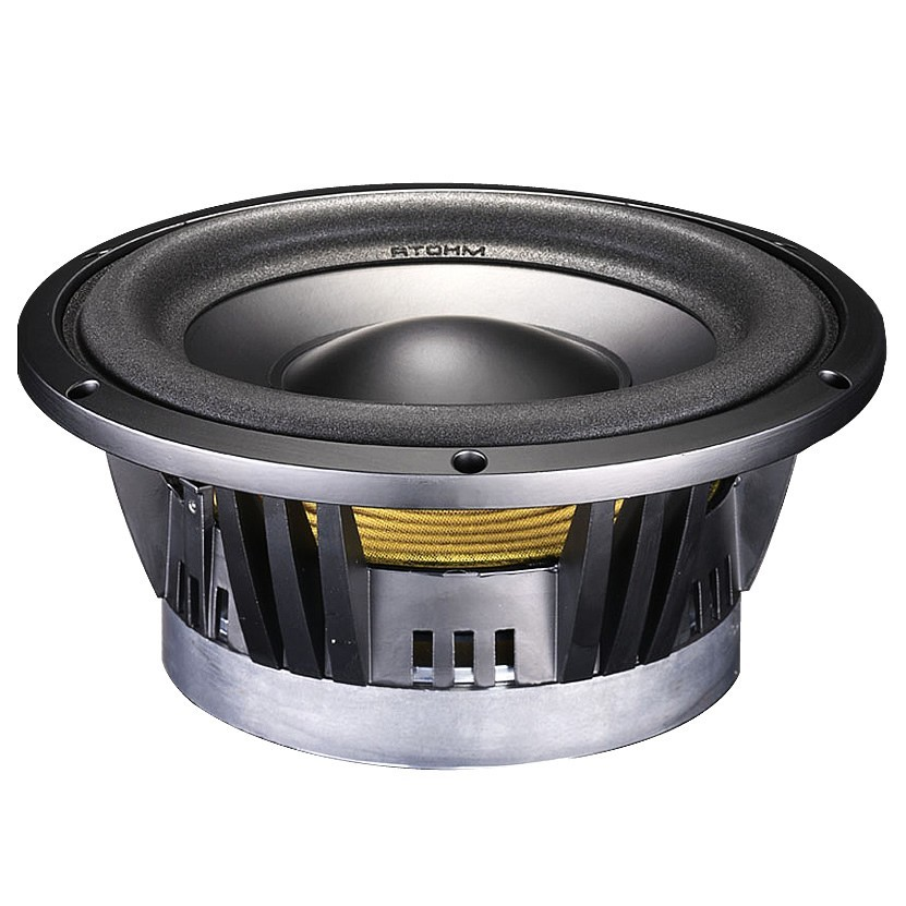 ATOHM LD230CR08 Bass-Subwoofer Speaker 8 Ohm Ø23cm (unité)