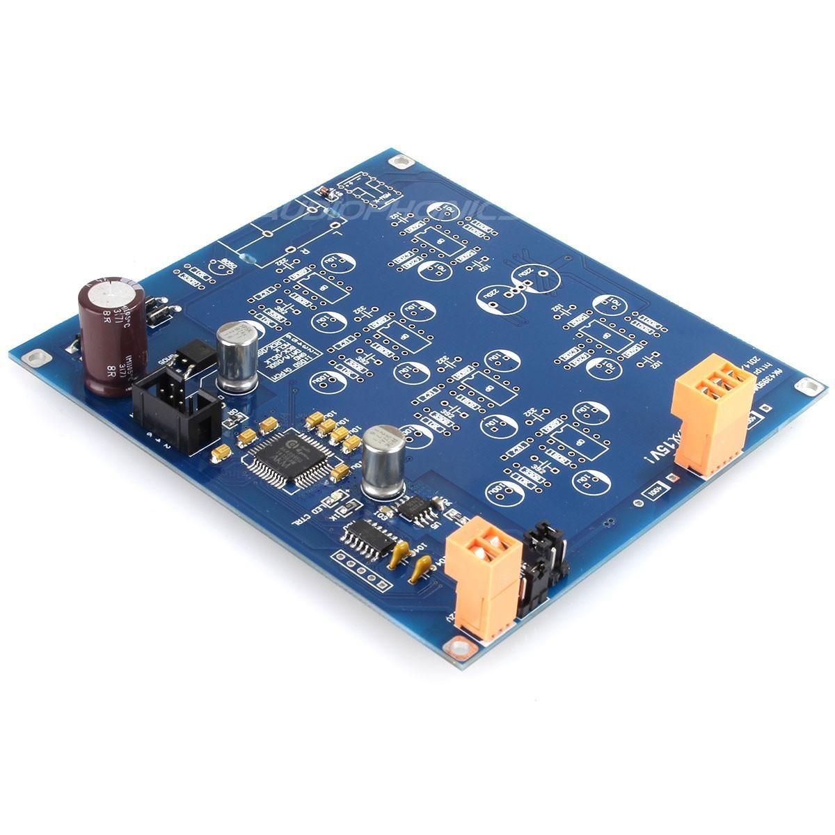 KIT DAC AK4490EQ 32bit / 384KHz à monter I2S / DSD