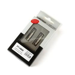 FURUTECH FT-H800 (R) Connecteurs Rhodium pour SENNHEISER HD800 une paire