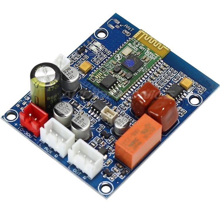 Bluetooth 4.0 EDR 2.0 Audio Receiver Board Wireless Music Stereo DIY