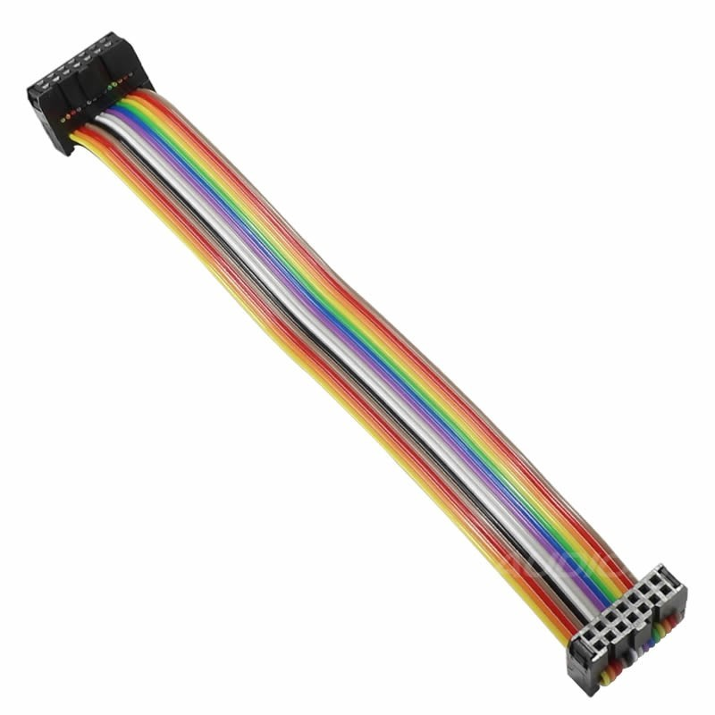 Nappe d'extension FC-14P circuit imprimé Femelle / Femelle 14 PIN 15cm