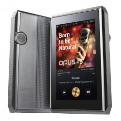 OPUS 3 Digital Audio Player DAC PCM1792A 24Bit / 192kHz DSD WiFi Bluetooth