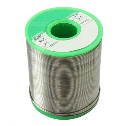 Soldering tin - Lead free soldering 100gr (Ø1mm)