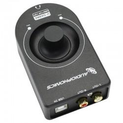 AUDIOPHONICS U-Sabre Desktop K2M DAC / Ampli Casque 24bit/96kHz SA9023/ES9018