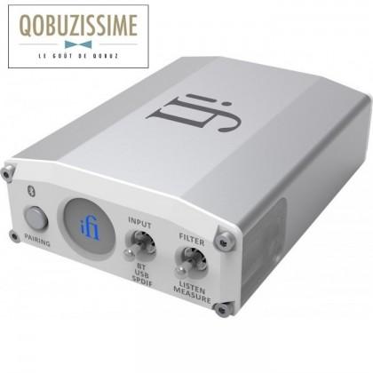 ifi Audio iOne DAC USB Bluetooth Apt-X DSD DXD 24bit/384kHz