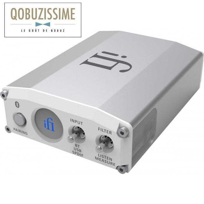 ifi Audio iOne USB DAC Bluetooth aptX DSD DXD 24bit/384kHz