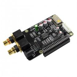 AUDIOPHONICS I-Sabre V2.1 DAC ES9023 TCXO Raspberry Pi 3 / Pi 2 A+ B+ / I2S
