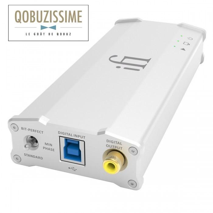 ifi Audio iDAC2 Micro DAC USB / Amplificateur Casque Quad-DSD