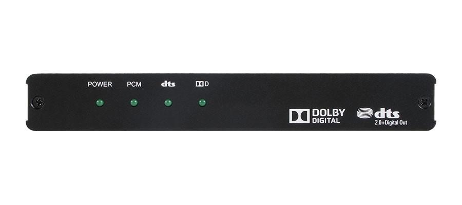 CYP CPRO-SE2DD DAC HDMI 4K avec décodeur analogique Dolby digital 2.0 et DTS 2.0