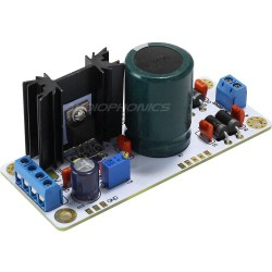 Regulated Power supply Module Negative DC with heat slug LM337 5V to 20V 5A