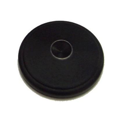 PERFECT SOUND ContrePointes Métalliques Noires (Set x8)