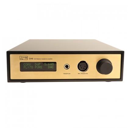Yulong Audio SABRE DA9 DSD DAC 32bit/384kHz Class A Noir