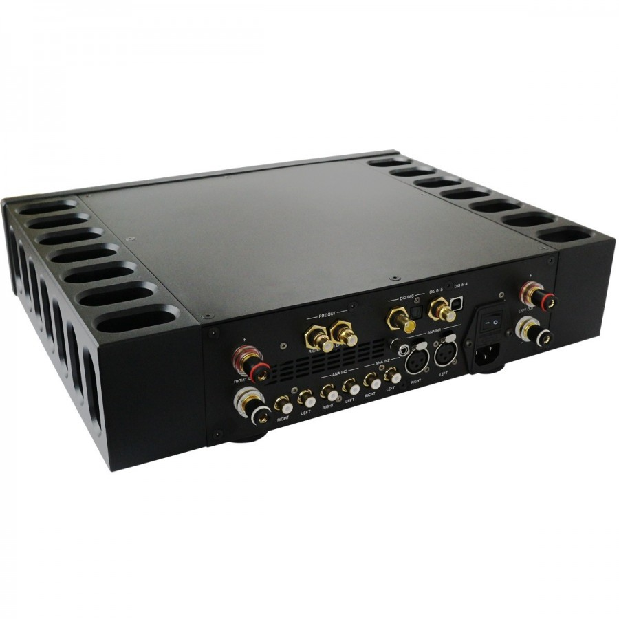 Armature Phobos Ab Integrated Amplifier 2x300w 4 Ohm Usb Dac Pre Circuit Diagram Knowledge 2x40w Two Channel Class Audio Power Out Audiophonics
