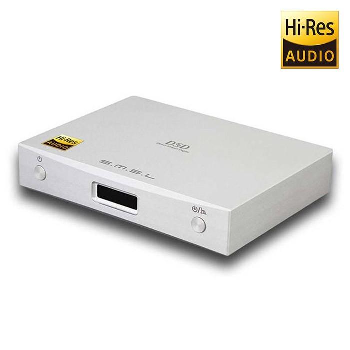 SMSL M8A DAC USB ES9028Q2M 32bit 768kHz DSD XMOS XU208