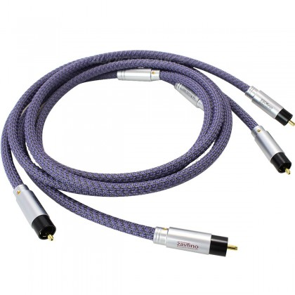 1877PHONO ARCADIA MKI Interconnect Cable OCC RCA-RCA 1.5m