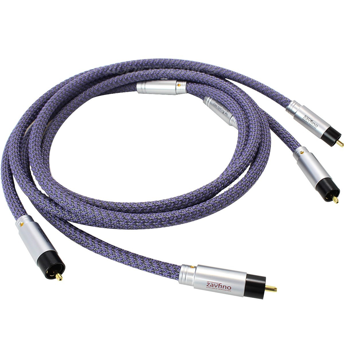 1877PHONO ARCADIA MKI Interconnect Cable PC-OCC RCA-RCA 1.5m