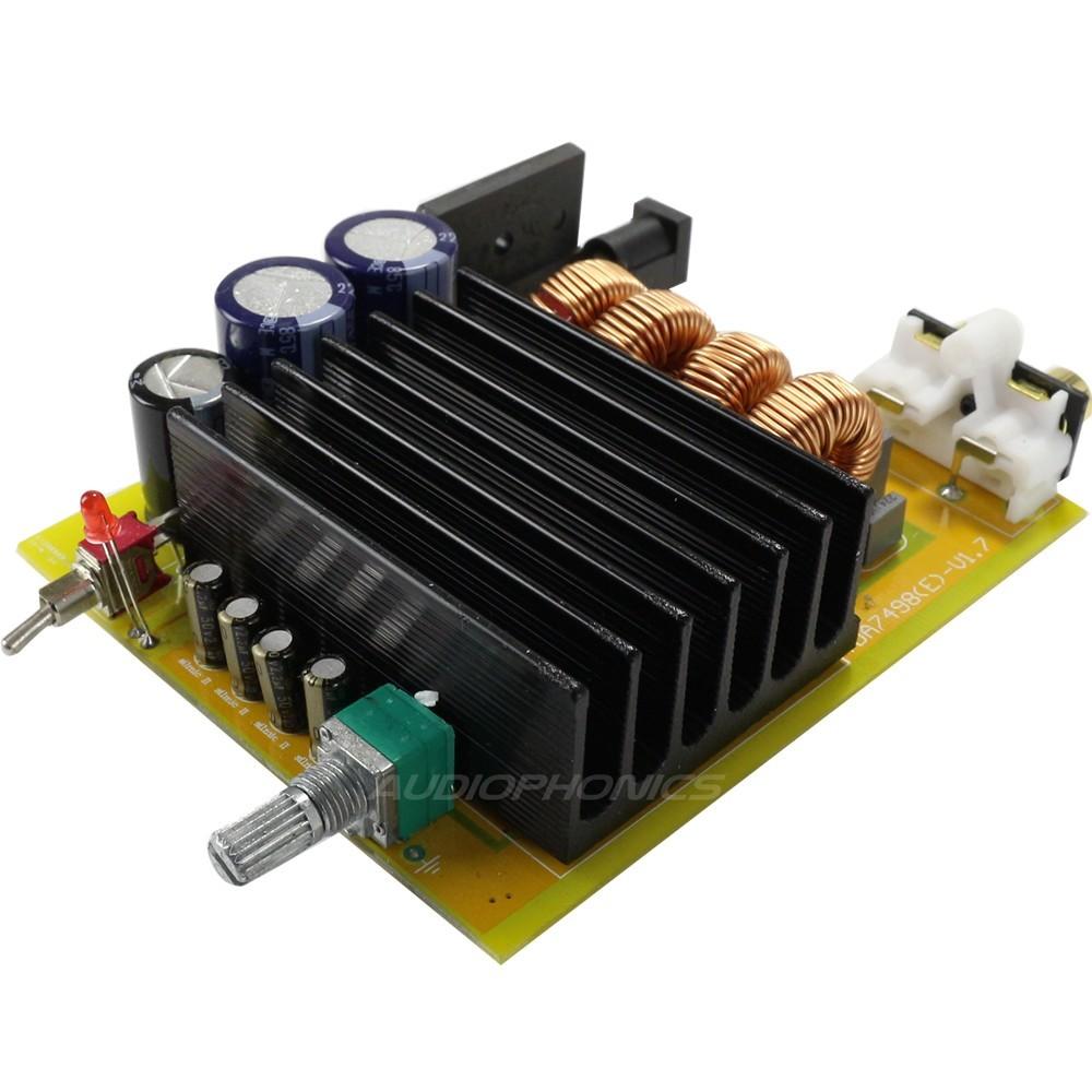 MA-TD02 Module Amplificateur TDA7498E Class D 2x100W / 4 Ohm
