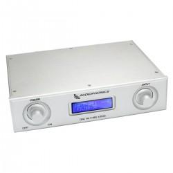 AUDIOPHONICS DAC AK4495SEQ 32bit 384kHz Asynchronous USB XMOS Silver