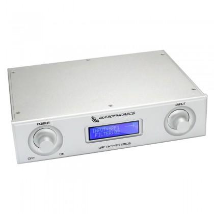 AUDIOPHONICS DAC AK4495SEQ USB 32bit 384kHz Asynchronous XMOS