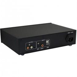 AUDIOPHONICS DAC AK4495SEQ 32bit 384kHz Asynchrone USB XMOS Noir