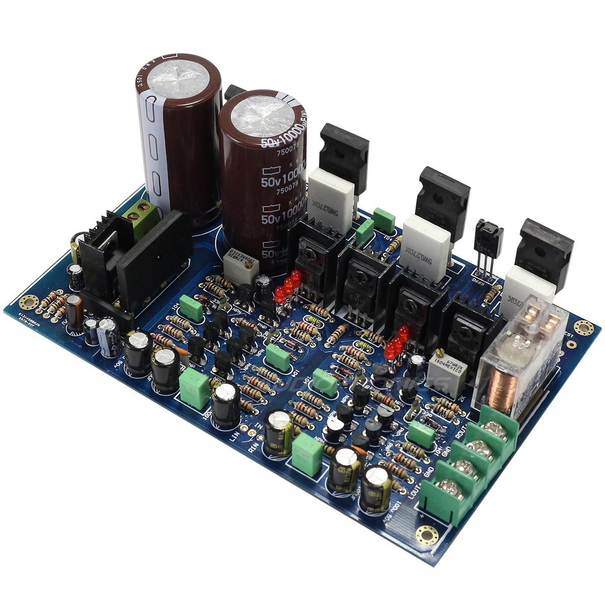 FSDD 120 Modules Amplificateurs stéréo double différentiel Class AB 2x120W 8 Ohm