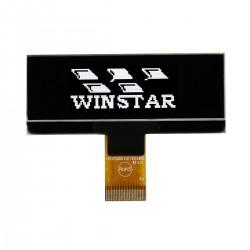 """WINSTAR WEO012832AWPP3N00000 Ecran OLED 2.22"""" 128x32 blanc HD44780"""