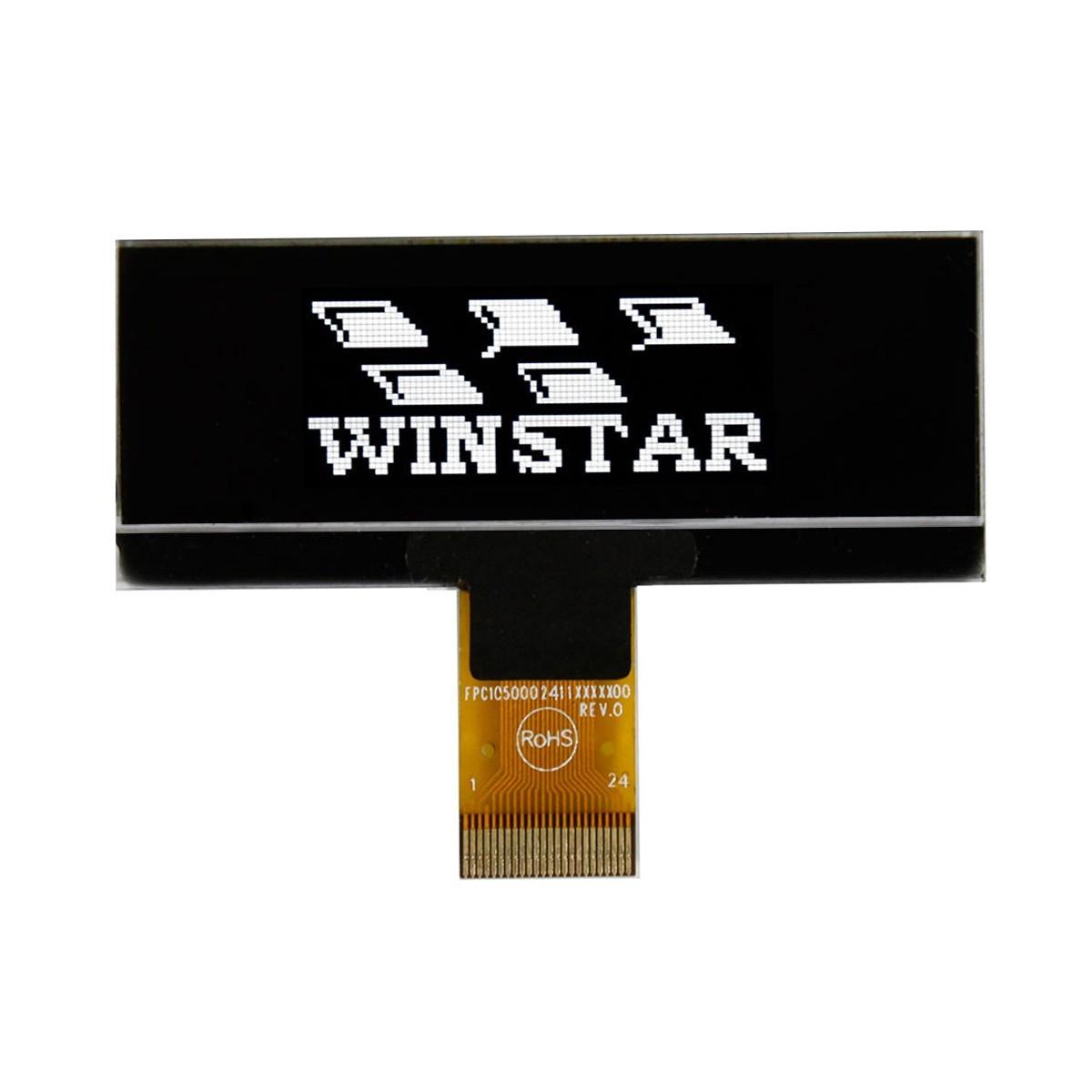 """WINSTAR WEO012832AWPP3N00000 Ecran OLED 2.22"""" 128x32 blanc"""
