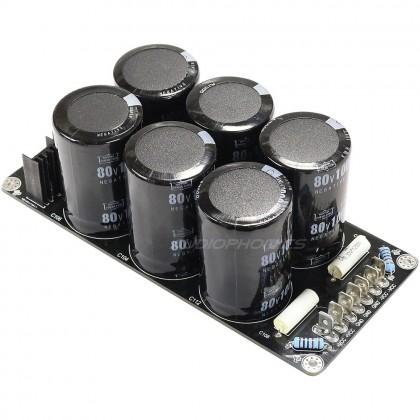 Module d'Alimentation pour Amplificateur 6x10000µF 80V