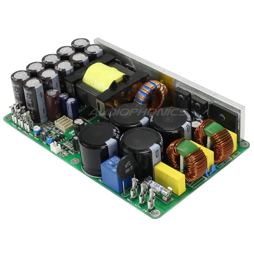SMPS2000RxE Switched mode Power supply module 2000W / +/-40V