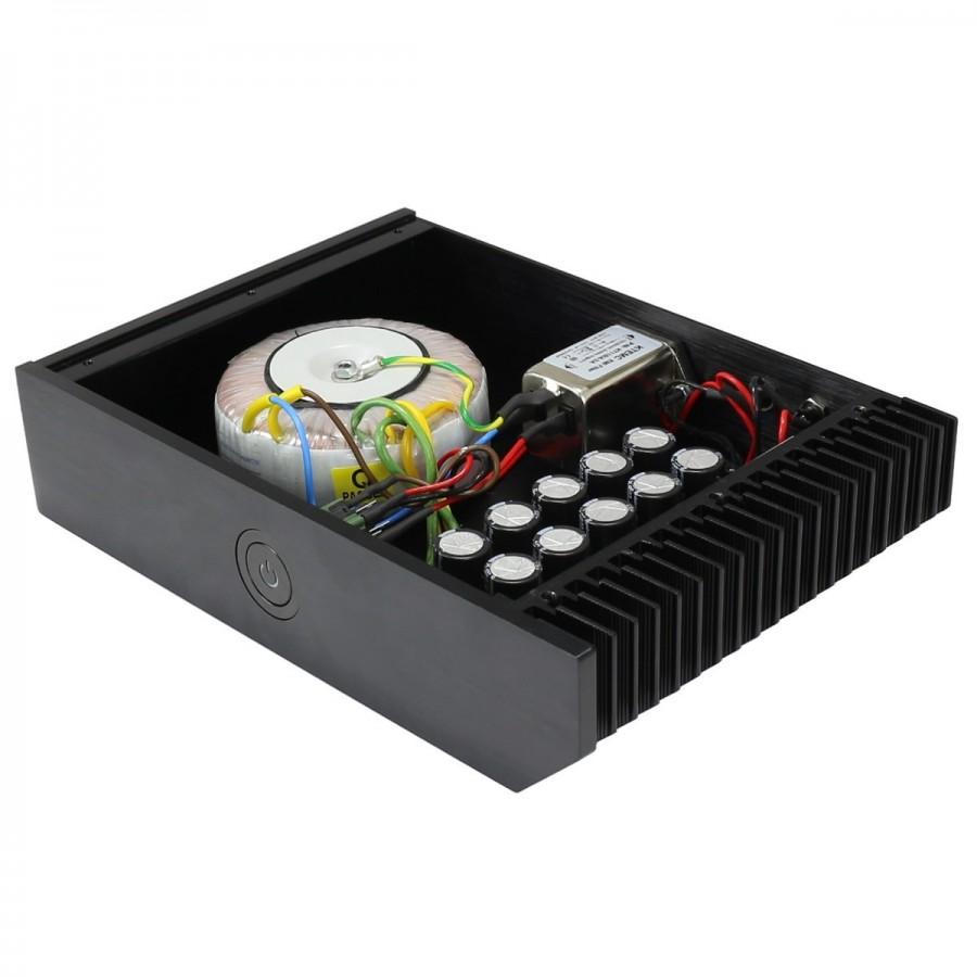 AUDIOPHONICS PSHP Linear Regulated Power Supply 24V 3A 100VA