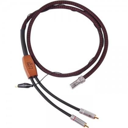 1877PHONO THE MAJESTIC MKI Câble Phono DIN 5 Broches - 2 RCA 1.2m