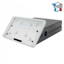 RaspTouch Kit DIY Châssis aluminium et accessoires Argent
