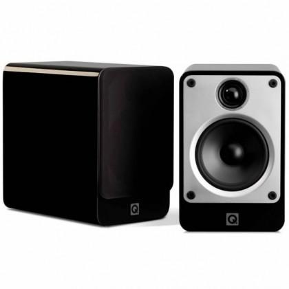 Q acoustics Concept 20 Bookshelf Speakers Graphite Black (pair)