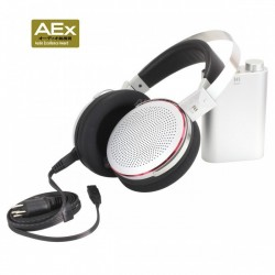 KINGSOUND KS-H4 Electrostatic Headphone HiFi Silver