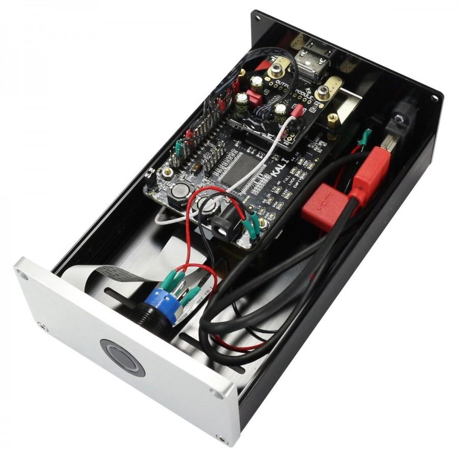 RaspDIGI LTE LVDS Reclocker KALI - Streamer I2S LVDS HDMI